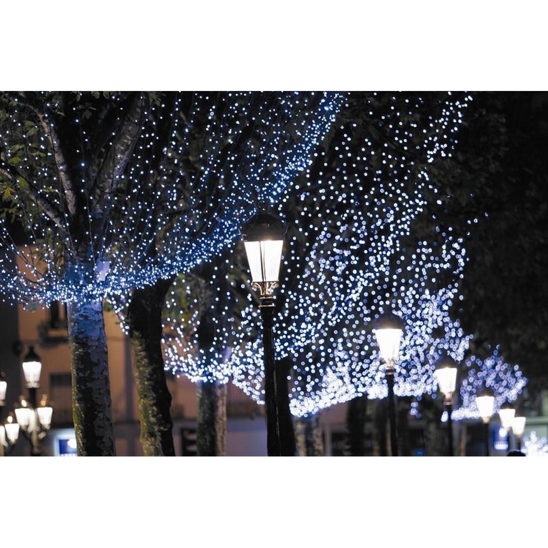 Guirlande - Solaire extérieure - 80 LEDs
