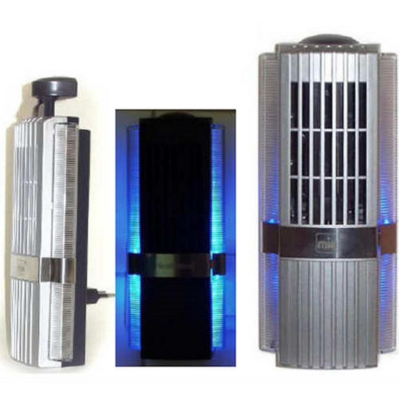 Ioniseur d'air électrique - Avec veilleuse de nuit