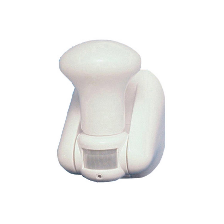Lampe  - avec détecteur de mouvement orientable - Blanc