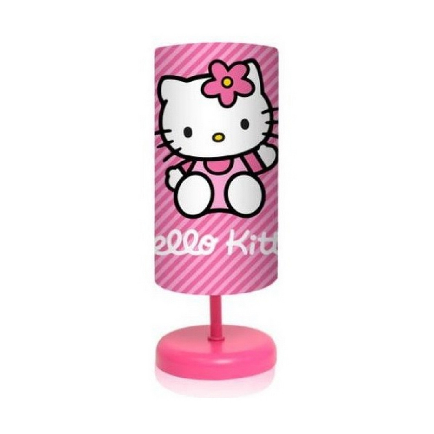 Lampe de chevet - Sanrio - Hello Kitty cylindrique - 230V