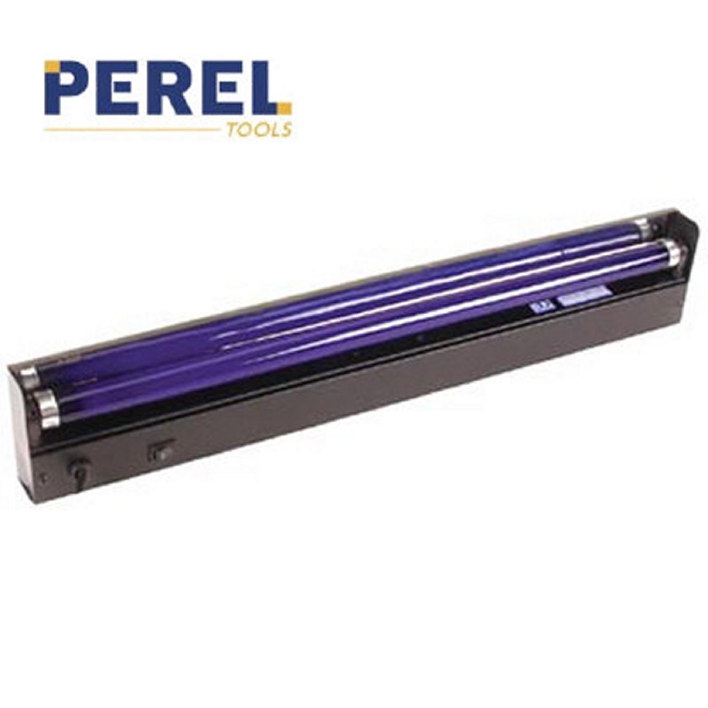 Lumière noire - Néon black light - Puissance 20W - 60cm + Armature
