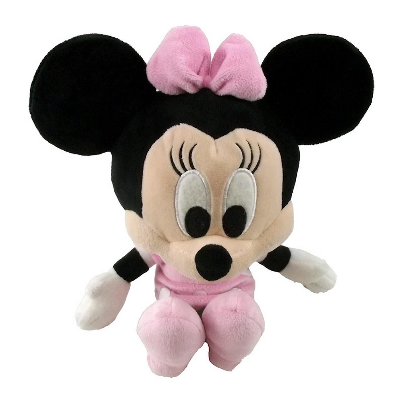 Peluche Minnie - Disney - Peluche de 25cm - Grosse Tête
