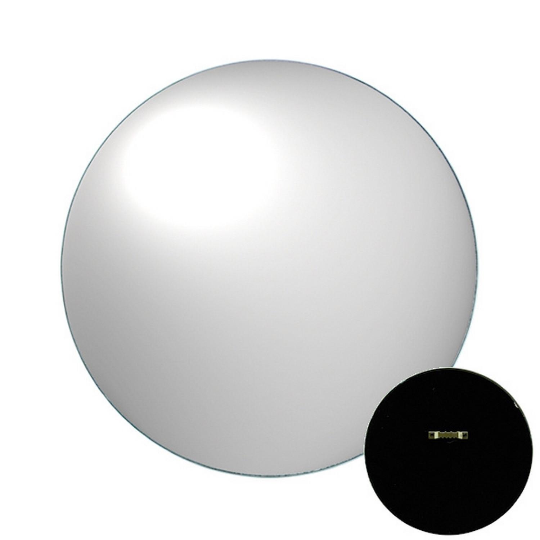 Miroir bombé - Rond 25cm - Verre