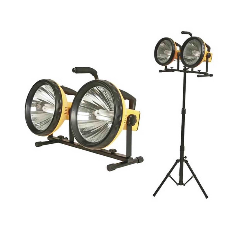 Projecteur de travail - Perel - Double - 72W