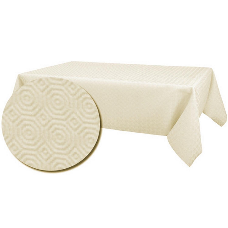 Sous nappe - Protection de table PVC - Lavable en machine - 140 x 240cm - Type Bulgomme