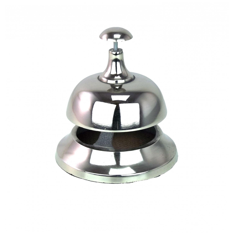 Sonnette décorative - Maitre d'hotel - Style rétro - Aluminium