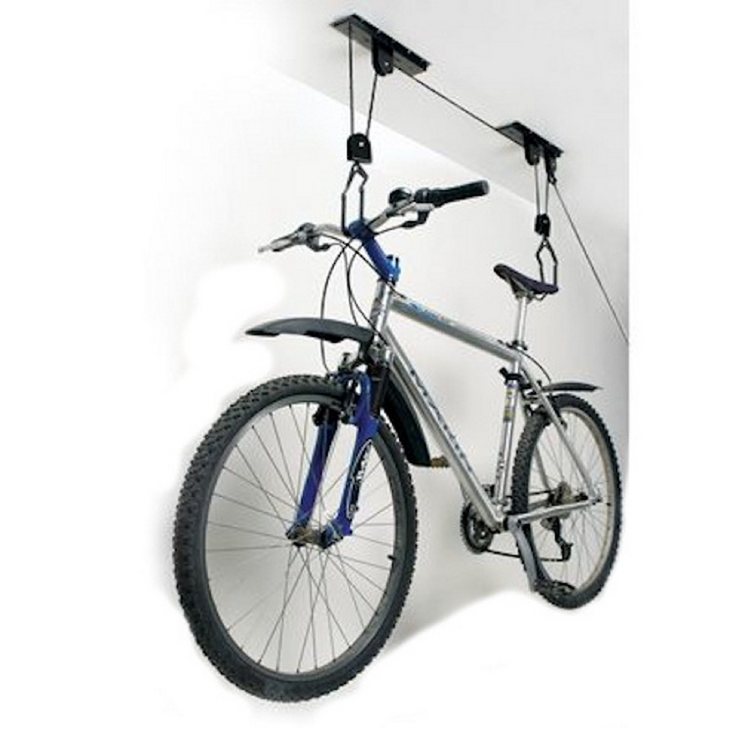 Support Vélo - A suspension - Range velo - Résistance 20 kg