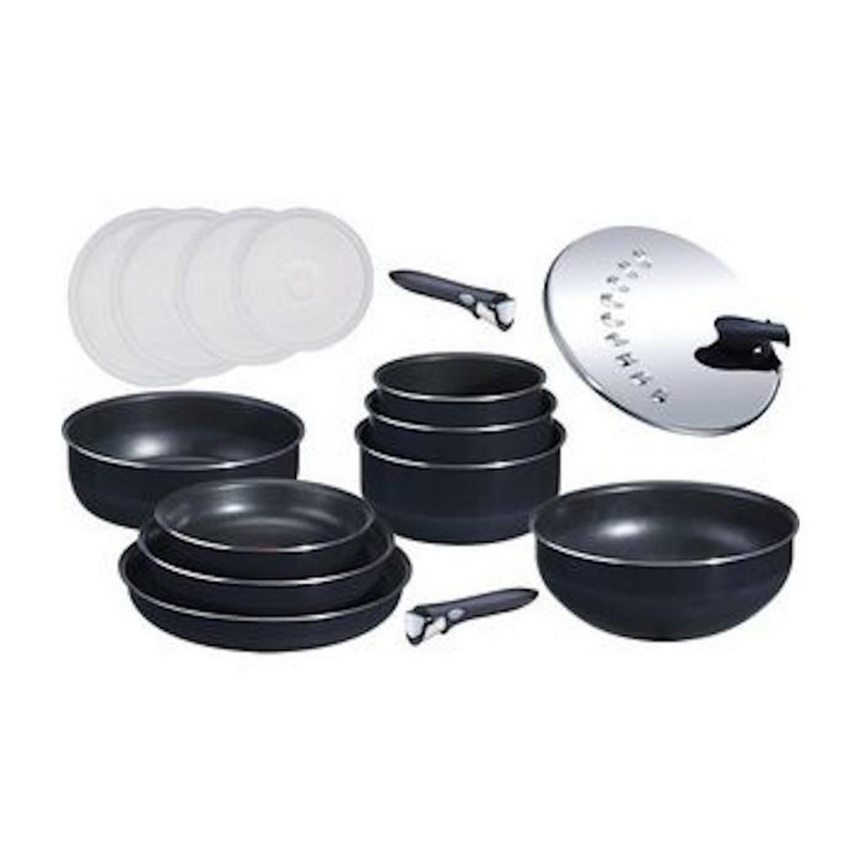 Batterie de cuisine - Ingénio - 15 pièces  - L1069002