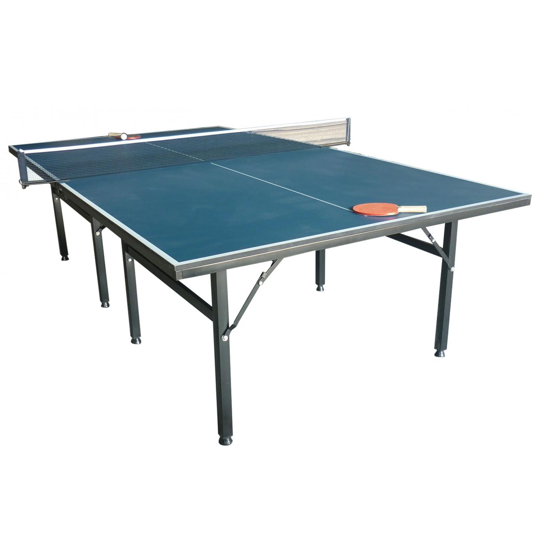 Table de ping pong - Elem Technic - Intérieur - Bleu