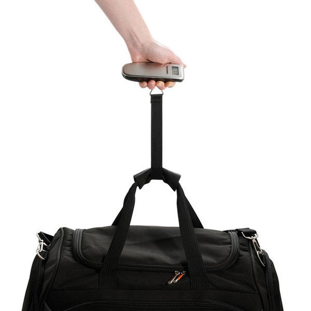 Pèse Bagage - Domoclip - Electronique - Jusqu'à 50Kg pour 13€