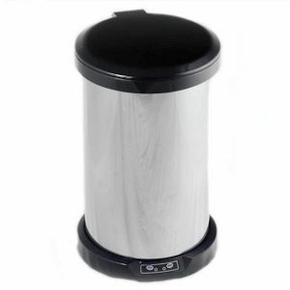 Poubelle Automatique - 12 Litres - Inox pour 30€